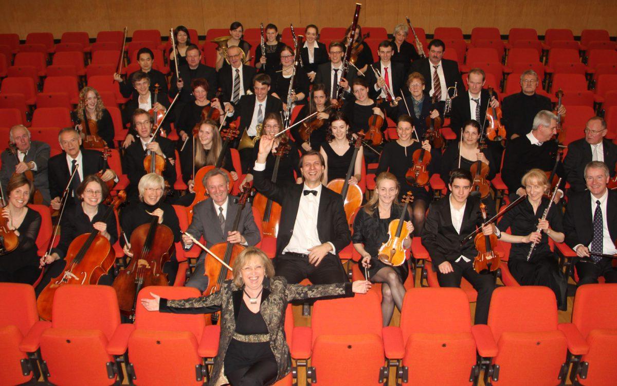 Das Kammerorchester Bobingen spielt auf